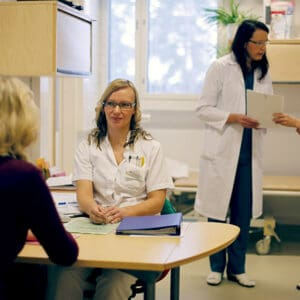 Diagnostics - Consultation with a doctor