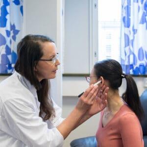 Other treatments - otapostasis
